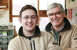 Benedikt & Michael Fischer
